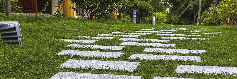 Zakładanie ogrodów - Białystok | Ogród przed domem